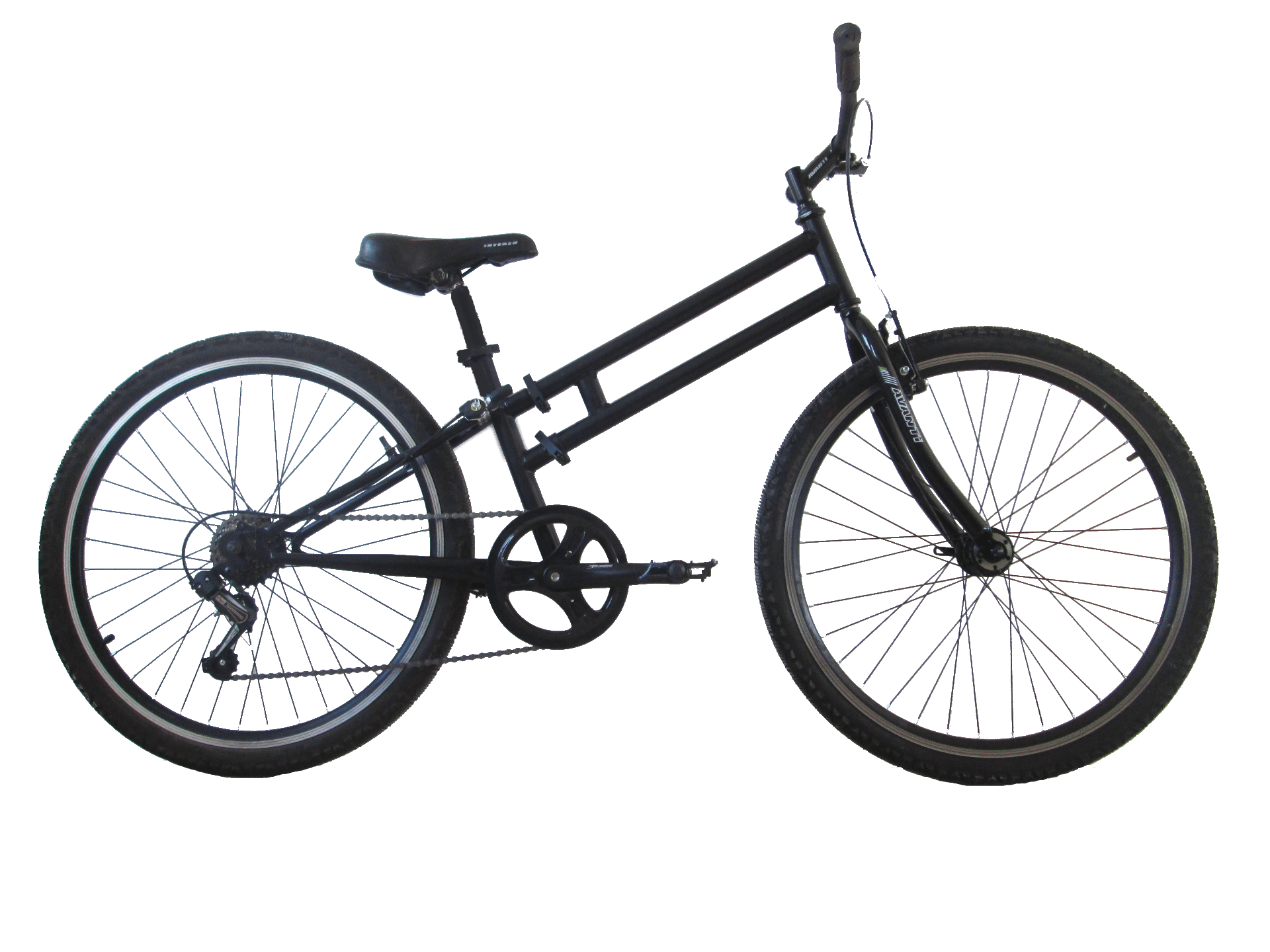 Cutbike bicycle